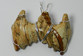 Symbols & Carvings Pendants